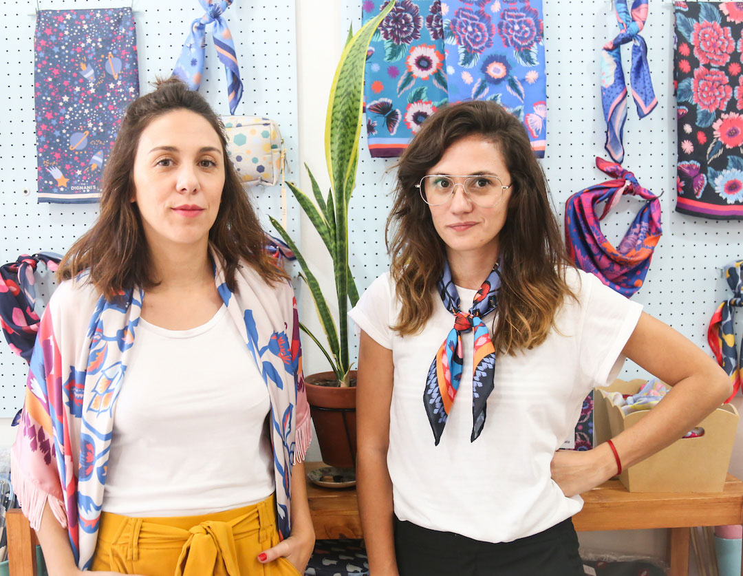 The Street Report | The Dignani´s: pañuelos mode on