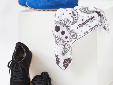 Reebok Classic by @thedignanis